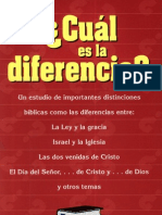 Cuál es la diferencia - William MacDonald