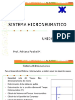 Sistema hidroneumatico Marzo 2011