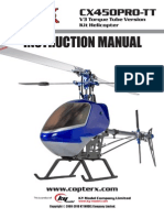 CX450PRO Manual
