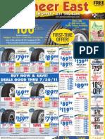 Pioneer East News Shopper, July 4, 2011
