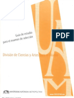 UAM Guia Cad