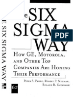 The Six Sigma Way