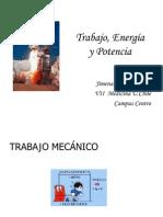 Trabajo__Potencia