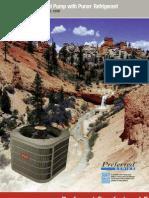 Bryant 225B Heat Pump Brochure 01-8225-101-25-022211