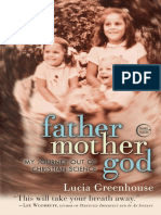 Fathermothergod by Lucia Greenhouse - Excerpt
