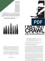 i Will Not Crawl