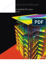 Autodesk Robot Structural Analysis Professional 2012 Brochure