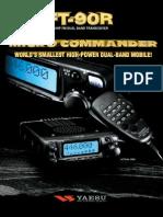 FT-90R Brochure (Esp)