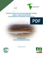 Informe Final Voxterra Chorlavi