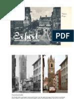 Erfurt in Alte Fotografien