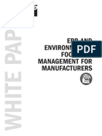WP ERP and Environ Footprint for Manufact