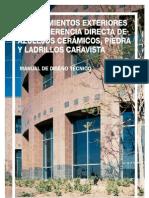 Manual de diseño Tecnico Ladrillos caravista