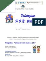 I Circolo didattico Vico Equense -valutazione PON 2010-11
