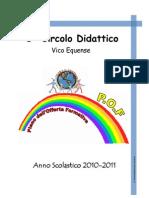 I Circolo Didattico Vico Equense-POF_2010-11