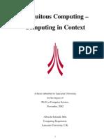 Albrecht Schmidt PhD-Thesis Ubiquitous-Computing Print1