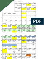 Ironman Schedule Ironman Training Schedule