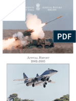 Ministry of Defence, Govt of India - Annual Report 2003