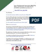 Basel 3 News July 2011