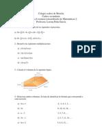 Guia Examen Extra 2