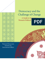 Democracy and the Challenge of Change