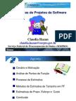 CONSEGI 2010 - Tutorial Estimativas de Software Claudia Hazan