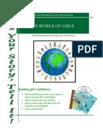 Brownie World of Girls Journey