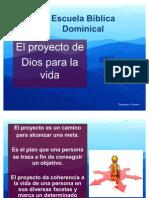 Proyecto de Vida INDUCCION Clase General