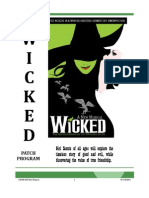 Wicked Patch Program