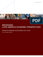Brookings Latin American Economic Perspectives 1