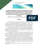 propuestas metodologicas
