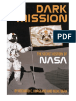 Dark Mission the Secret History of NASA