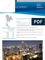 Colliers Bangkok Office Report Q2 2011