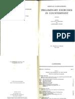 57311919 Schoen Berg Arnold Preliminary Exersises in Counterpoint