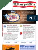 Blue Star Card Newsletter July 2011