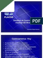 Desafíos de Centroamérica en vísperas del Bicentenario