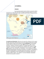 Pueblos Originarios de Sudáfrica
