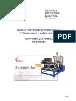 Guía de instalación Solidwoks