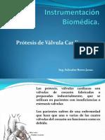 Implantes cardiácos - presentación