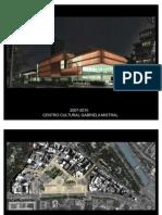 Centro Cultural Gabriela Mistral Proyecto Destacado Enrique Bares 1198352536427347 4