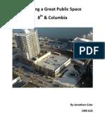 Building a Great Public Space3
