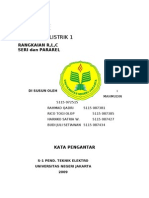 RlC Pararel Dan Seri