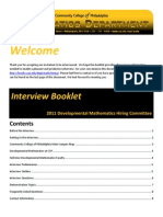 Hiring Booklet