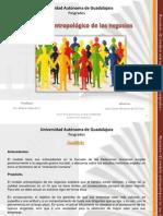 Resumen Modelo Antropologico de Los Negocios