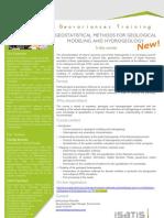 Geov Env Geostat Model Geol Hydro en