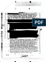 FBI Files on Ernest Hemingway 2/3