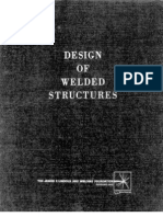 Design of Welded Structures