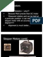 Stepper Motors