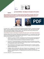 11-07-06 PRESS RELEASE