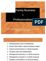 CRL03-Professionalism vs. Family Entrepreneur- UNIT4