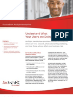 ArcSight_ProductBrief_IdentityView